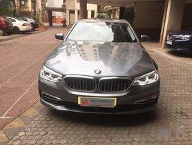 Used 2018 BMW 5 Series 520d Sedan AT for sale in Mumbai