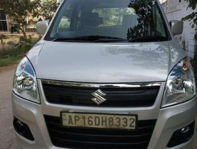 Maruti Suzuki Wagon R 1.0 VXi, 2016, Petrol MT for sale in Vijayawada