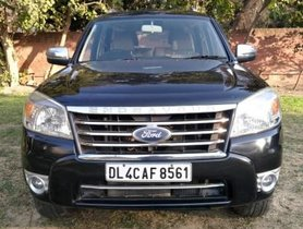 2011 Ford Endeavour 3.0L 4X2 AT for sale at low price in New Delhi