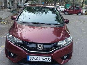 Used 2016 Honda Jazz V AT car at low price in Gurgaon