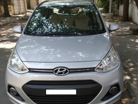 Used 2016 Hyundai Grand i10 1.2 Kappa Sportz MT for sale in Chennai