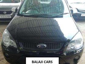 Used 2006 Ford Fiesta AT car at low price in Chennai