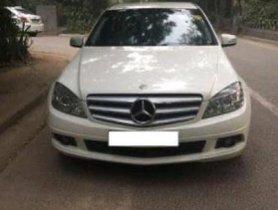 2011 Mercedes-Benz C-Class C 200 CGI Grand Edition AT in New Delhi