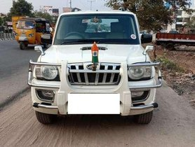 2010 Mahindra Scorpio MT for sale at low price in Hyderabad