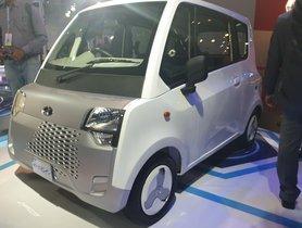 Mahindra Atom EV Is A Bajaj Qute Rival, Launch Soon