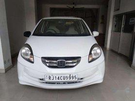 2013 Honda Amaze MT for sale at low price in Ajmer