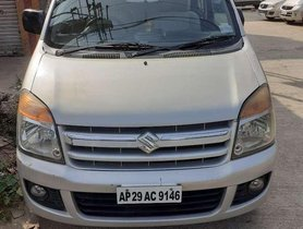 Maruti Suzuki Wagon R VXI MT 2008 for sale in Hyderabad