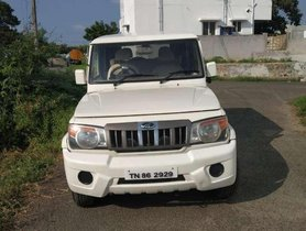 Used 2014 Mahindra Bolero ZLX MT for sale in Tiruppur