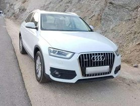 2015 Audi Q3 AT for sale in Anand