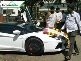 Darshan Car Collection Includes Two Stunning Lamborghini Models