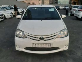 Toyota Etios 2013 G MT for sale in Ahmedabad