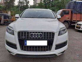 Audi Q7 3.0 TDI quattro Premium, 2013, Diesel AT for sale in Mumbai