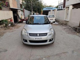 2009 Maruti Suzuki Swift Dzire MT for sale in Hyderabad