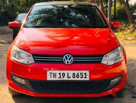 2014 Volkswagen Polo MT for sale at low price in Chennai