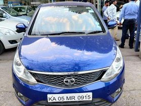 Used 2015 Tata Zest MT for sale in Nagar
