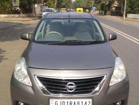 Used 2013 Nissan Sunny MT car at low price in Ahmedabad