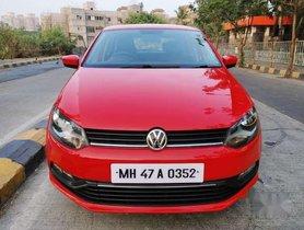 Volkswagen Polo Comfortline Petrol, 2015, Petrol MT for sale in Mumbai