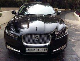 Used 2013 Jaguar XF Diesel AT for sale in Mumbai