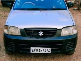 2009 Maruti Suzuki Alto MT for sale in Hyderabad
