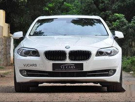 BMW 5 Series 520d Sedan, 2013, Diesel AT in Chennai