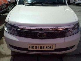 Used 2015 Tata Safari 4X2 MT car at low price in Noida