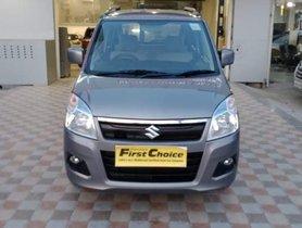 2017 Maruti Wagon R VXI Petrol AT for sale in Faridabad