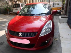 Maruti Suzuki Swift VDi, 2014, Diesel MT for sale in Chennai
