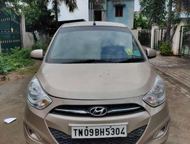 Hyundai I10, 2011, Petrol MT for sale in Chennai