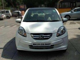 2016 Honda Amaze MT for sale in Mumbai