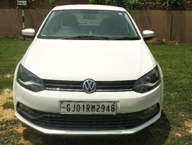 Volkswagen Polo 2015 MT for sale in Ahmedabad