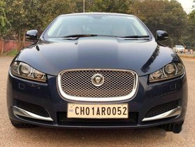 2013 Jaguar XF Diesel AT for sale in Chandigarh