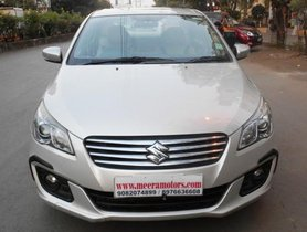 Maruti Ciaz VXi Plus MT 2016 for sale in Mumbai