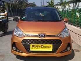 2017 Hyundai Grand i10 Sportz MT for sale at low price in Bangalore