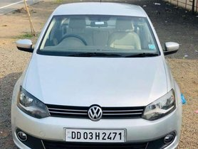 Used 2015 Volkswagen Vento AT for sale in Surat