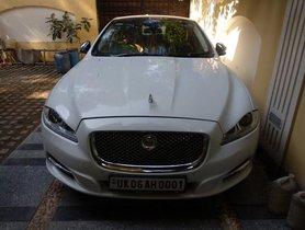 Jaguar XJ 3.0L Portfolio LWB AT 2014 for sale in New Delhi