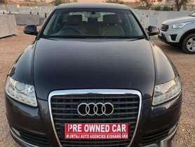 Audi A6 2.7 TDI 2010 AT for sale in Kishangarh