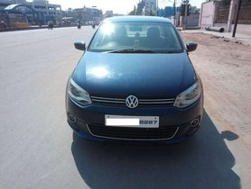 Used 2011 Volkswagen Vento AT car at low price in Hyderabad