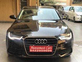 Audi A6 2.0 TDI Premium Plus 2014 AT for sale in Mumbai