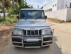 Used 2011 Mahindra Bolero SLE MT car at low price in Tiruppur