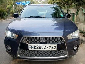 Mitsubishi Outlander 2.4 2011 AT for sale in New Delhi