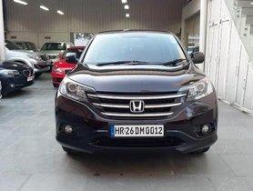 Used 2013 Honda CR V 2.4 MT car at low price in New Delhi