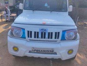 Used 2012 Mahindra Bolero SLX MT car at low price in Jaunpur