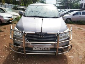 Toyota Innova 2.5 GX BS IV 8 STR, 2016, Diesel MT for sale in Chennai