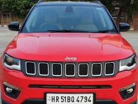 2017 Jeep Compass 2.0 Longitude Option MT for sale in New Delhi