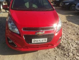 Used 2014 Chevrolet Beat Diesel MT car at low price in Lucknow