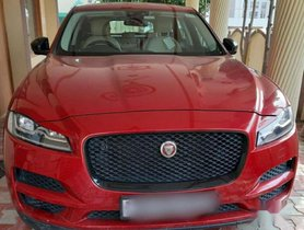 Used Jaguar XF Diesel 2018 AT for sale in Chandigarh