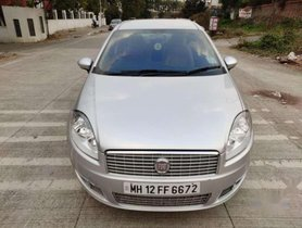 2009 Fiat Linea Emotion MT for sale in Pune