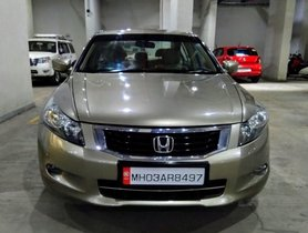 Used 2009 Honda Accord 2.4 Elegance A/T for sale in Mumbai