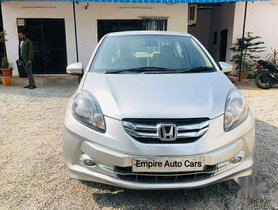 2015 Honda Amaze VX i DTEC MT for sale at low price in Hyderabad