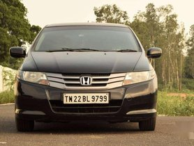 Honda City VTEC MT 2010 in Tiruchirappalli